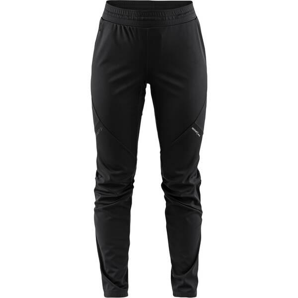 Hosen - CRAFT Damen Hose Glide Pants W › Schwarz  - Onlineshop Intersport
