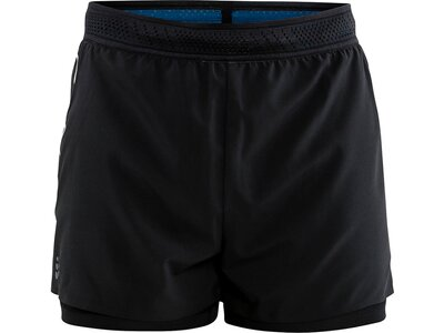 CRAFT Herren Running-Shorts NANOWEIGHT Schwarz
