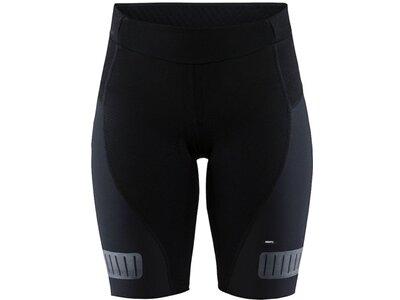 CRAFT Damen Bike-Shorts HALE GLOW Schwarz