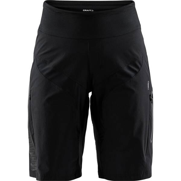 Hosen - CRAFT Damen Shorts HALE XT › Schwarz  - Onlineshop Intersport