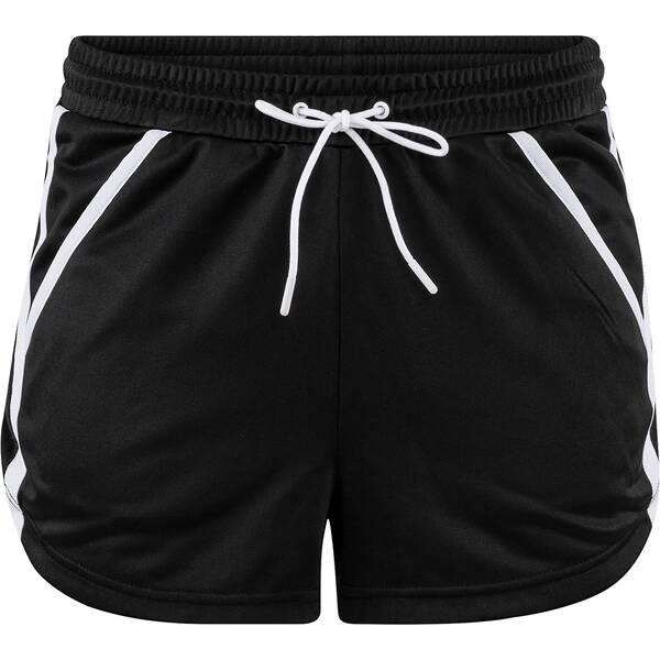 Hosen - CRAFT Damen Shorts DISTRICT WCT HIGH WAIST › Schwarz  - Onlineshop Intersport