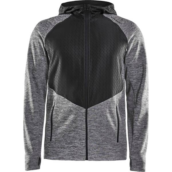 CRAFT Herren CHARGE FZ SWEAT HOOD Jacke