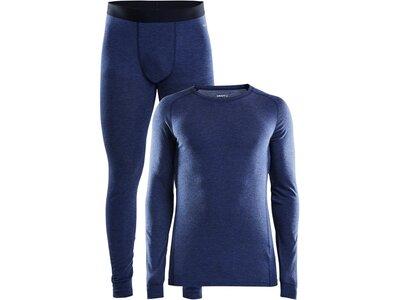 CRAFT Damen Unterhemd MERINO 180 Blau