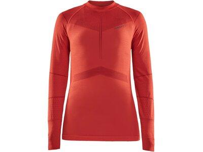CRAFT Damen Unterhemd ACTIVE INTENSITY CN Rot