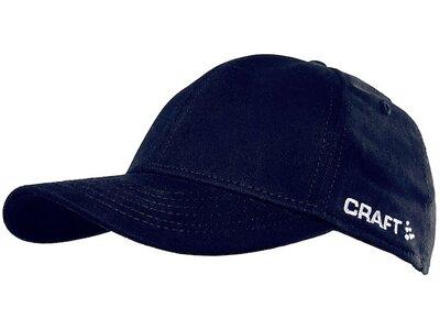 CRAFT Herren COMMUNITY CAP Schwarz