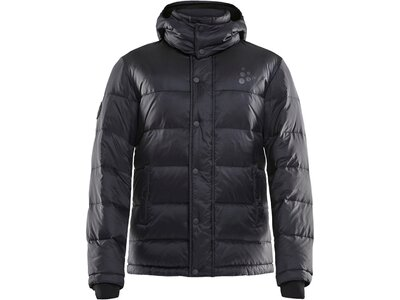 CRAFT Herren Jacke DOWN Grau