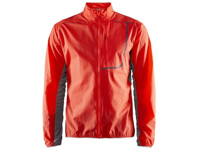 CRAFT Herren Vent Pack Jacket Rot