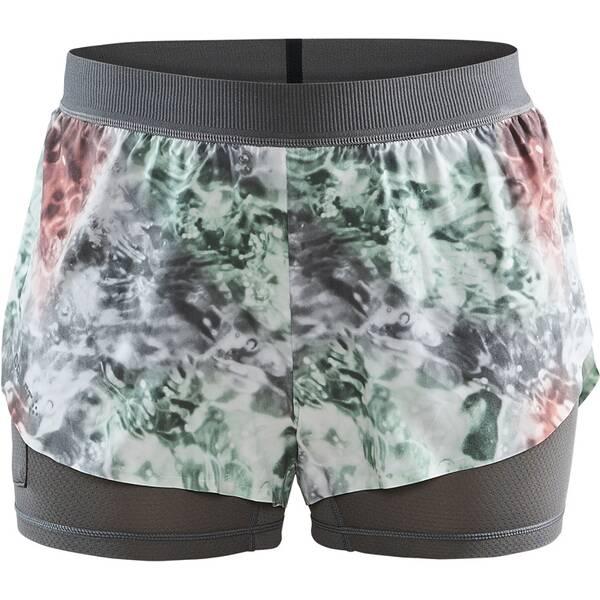 Hosen - CRAFT Damen Vent 2in1 Racing Shorts › Bunt  - Onlineshop Intersport