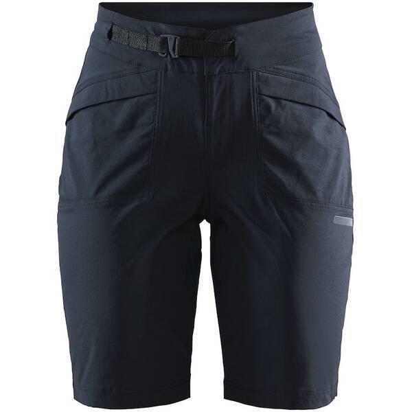 Hosen - CRAFT Damen SUMMIT XT Shorts with Pad › Schwarz  - Onlineshop Intersport