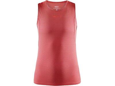 CRAFT Damen Unterhemd PRO DRY NANOWEIGHT Rot