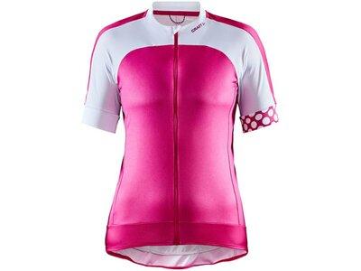 CRAFT Damen Shirt BLOCK Jersey Pink