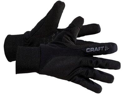 CRAFT Herren Handschuhe CORE INSULATE Schwarz