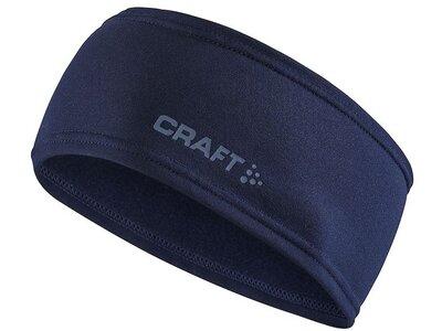 CRAFT Stirnband Core Essence Thermal Headband Blau