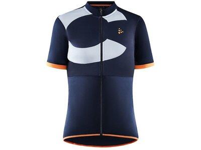 CRAFT Damen T-Shirt CORE ENDUR LOGO JERSEY Blau