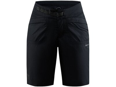 CRAFT Damen Shorts CORE OFFROAD XT Schwarz