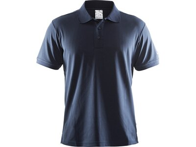 CRAFT Herren Polo Classic Polo Blau