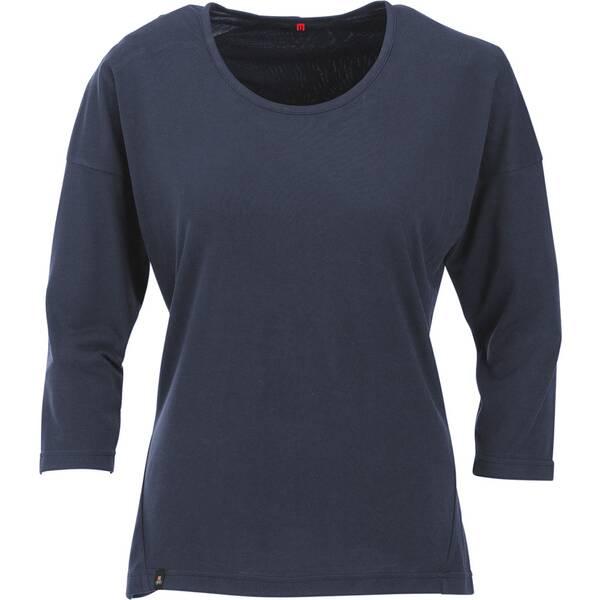 MAUL Damen Shirt Ini SP - Funktions 3/4 sleeve