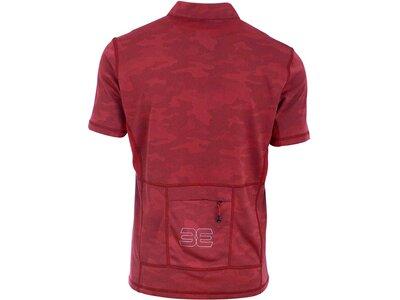 MAUL Herren Fichtelberg-1/2 RV-Shirt Rot