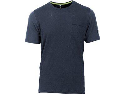 MAUL Herren Ibiza-1/2 T-Shirt Blau