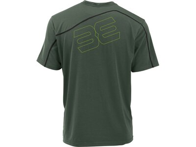 MAUL Herren Goisingkopf II-1/2 T-Shirt+Pri Grau