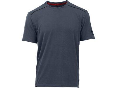 MAUL Herren Grieskogel XT-1/2 T-Shirt Grau