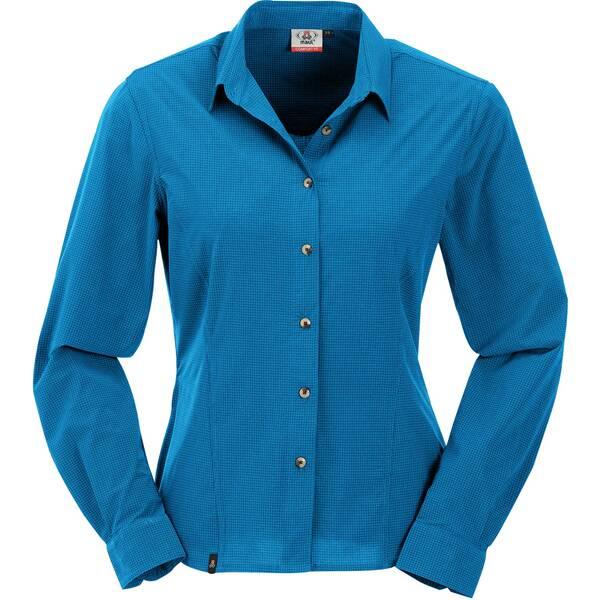 MAUL Damen Bluse Agile2XT- langarm - 1/1 Bluse