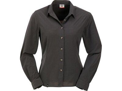 MAUL Damen Agile 2XT SP - 1/1 Bluse elast Grau