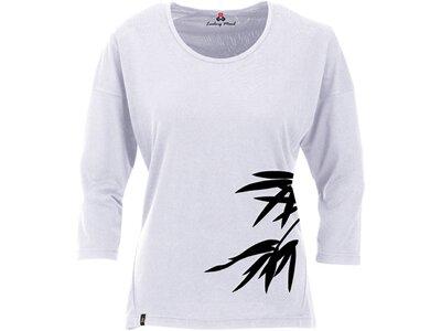 MAUL Damen Ini-3/4 Shirt+Print Pink