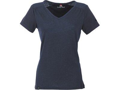 MAUL Damen Ivonne-1/2 T-Shirt Blau