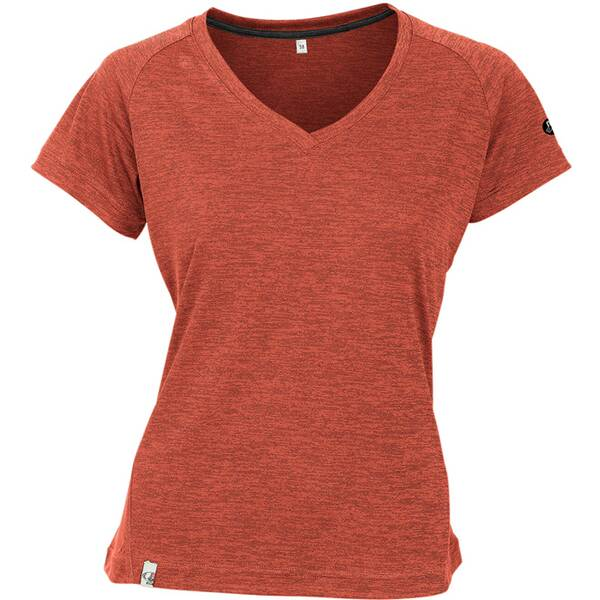 MAUL Damen Shirt Ridnaun - 1/2 T-Shirt+Print