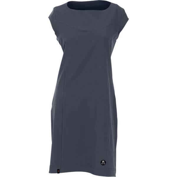 MAUL Damen Kleid Amazona - Kleid uni elastic