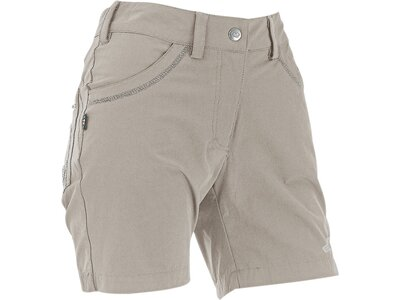 MAUL Damen Lyon Shorts elastic Grau