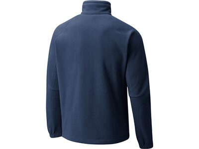 COLUMBIA Herren Kapuzensweat Fast Trek II Full Zip Fleece Blau
