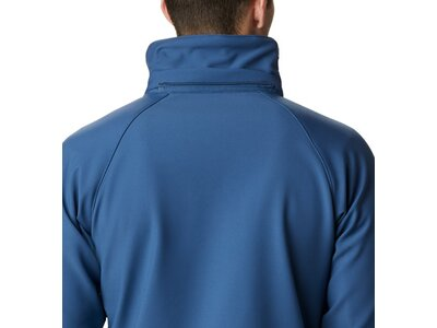 COLUMBIA Herren Funktionsjacke Cascade Ridge II Softshell Blau
