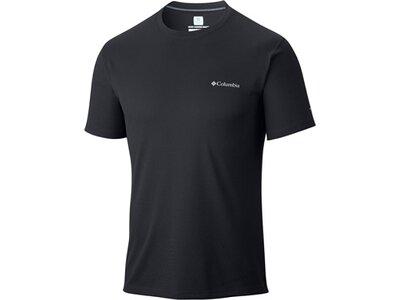 COLUMBIA Herren T-Shirt Zero Rules Short Sleeve Shirt Schwarz