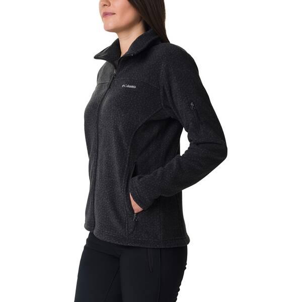 COLUMBIA Damen Pullover Fast Trek Printed