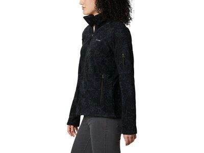 COLUMBIA Damen Pullover Fast Trek Printed Schwarz