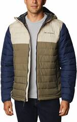 COLUMBIA Herren Jacke Powder Lite Hooded