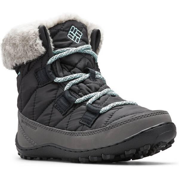 COLUMBIA Kinder Schuhe KinderMINX™ SHORTY OMNI-HEAT™ WATERPROOF