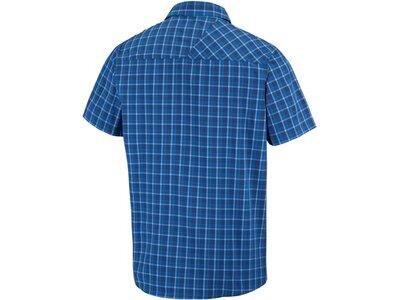 COLUMBIA Herren Hemd Triple Canyon Short Sleeve Shirt Blau
