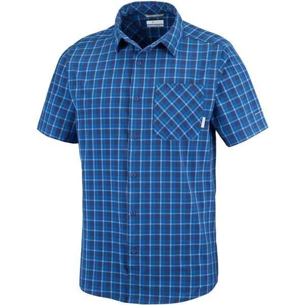 COLUMBIA Herren Hemd Triple Canyon Short Sleeve Shirt
