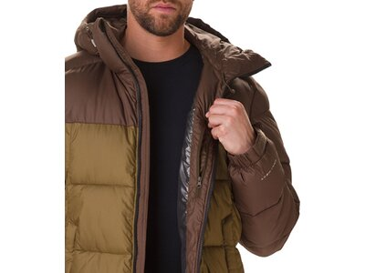 COLUMBIA Herren Jacke Pike Lake Hooded Braun