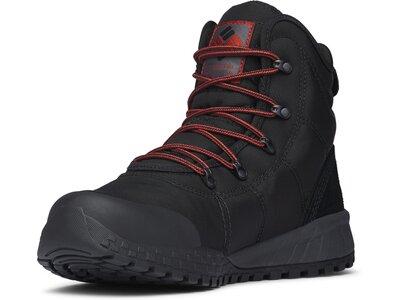 """COLUMBIA Herren Schnürstiefel/Winter-Boots """"Fairbanks Omni-Heat"""" Schwarz"""