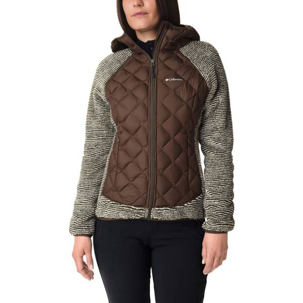 COLUMBIA Damen Pullover Techy Hybrid Fleece