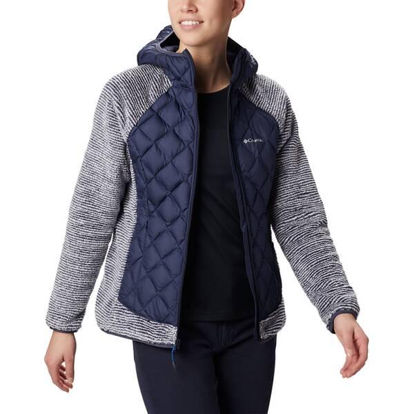 COLUMBIA Damen Pullover Techy Hybrid Fleece