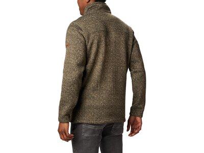 COLUMBIA Herren Pullover Boubioz Fleece Grau