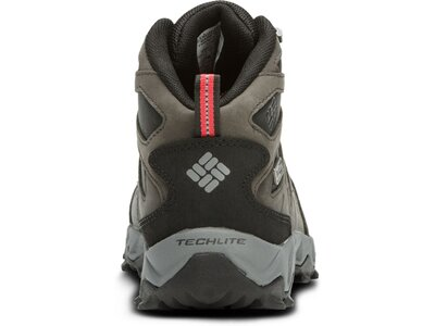 COLUMBIA Damen Schuhe LINCOLN PASS™ MID LTR OUTDRY™ Grau