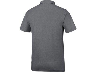 COLUMBIA Herren Poloshirt Nelson Point Polo Grau