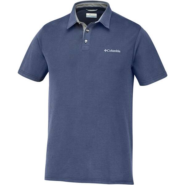 COLUMBIA Herren Poloshirt Nelson Point Polo