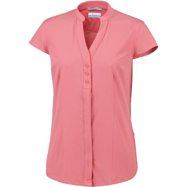 COLUMBIA Damen Outdoor-und Reiseshirt Saturday Trail Stretch SS Shirt